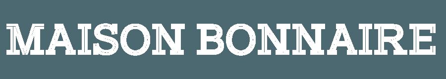 Logo Maison Bonnaire