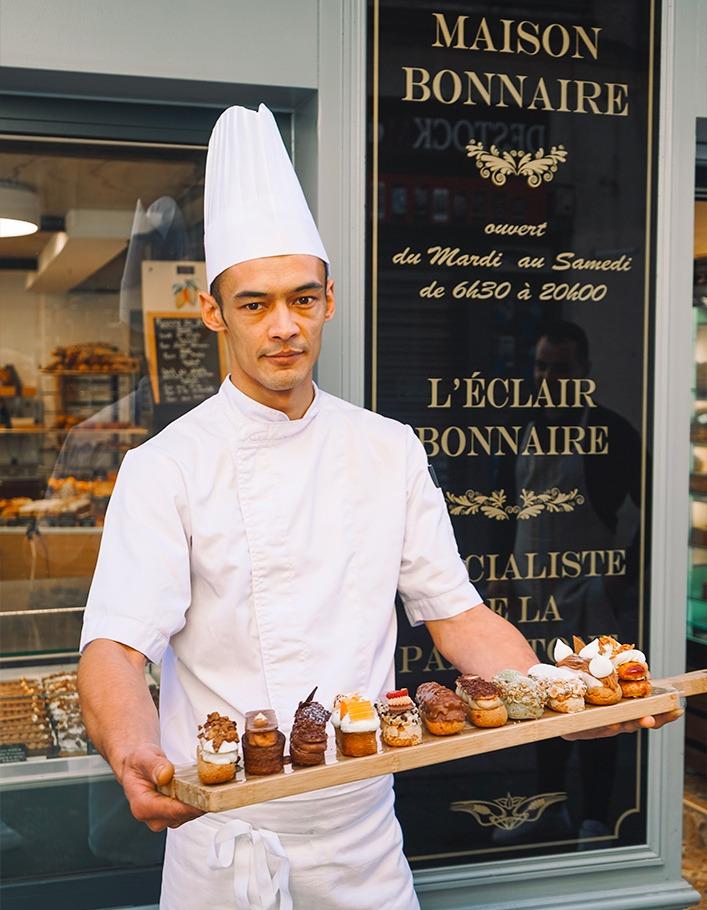 Maison Bonnaire - Chef pâtissier