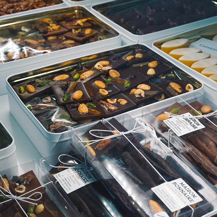 Chocolaterie montpellier - maison bonnaire